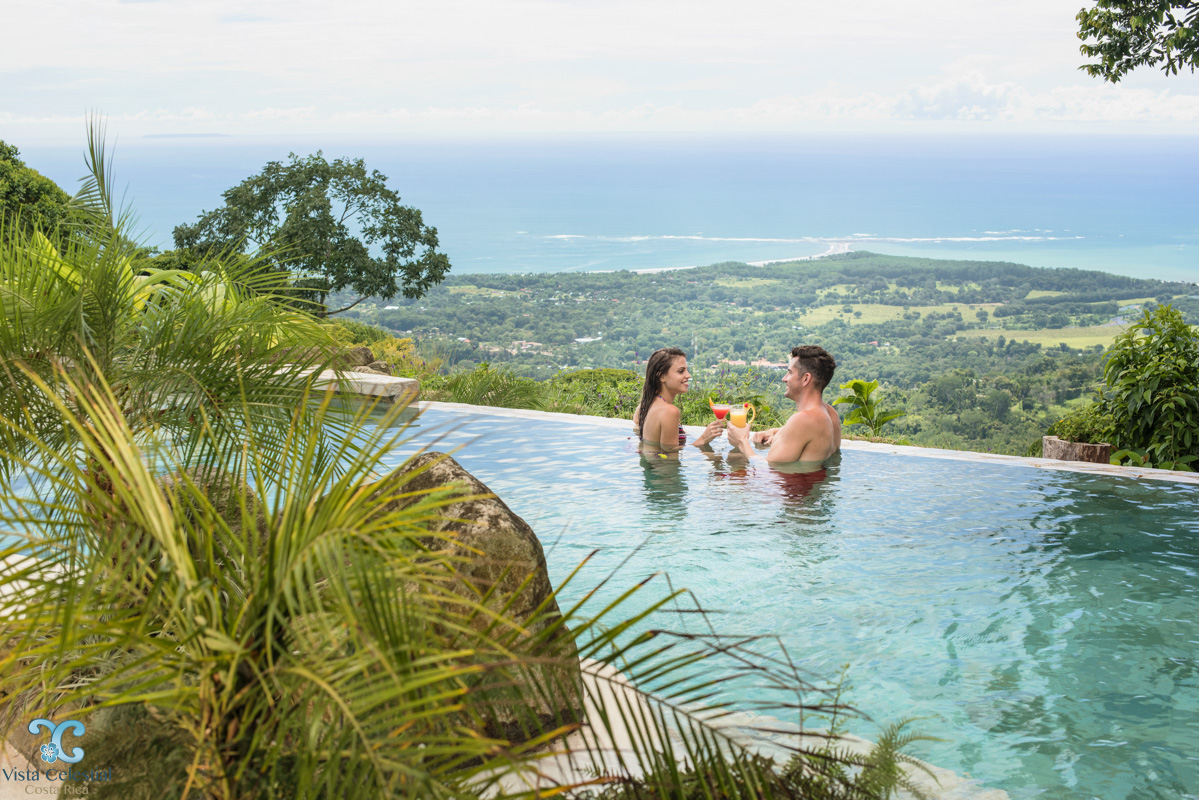 Hotel property nature preserve vista celestial for Costa rica honeymoon package
