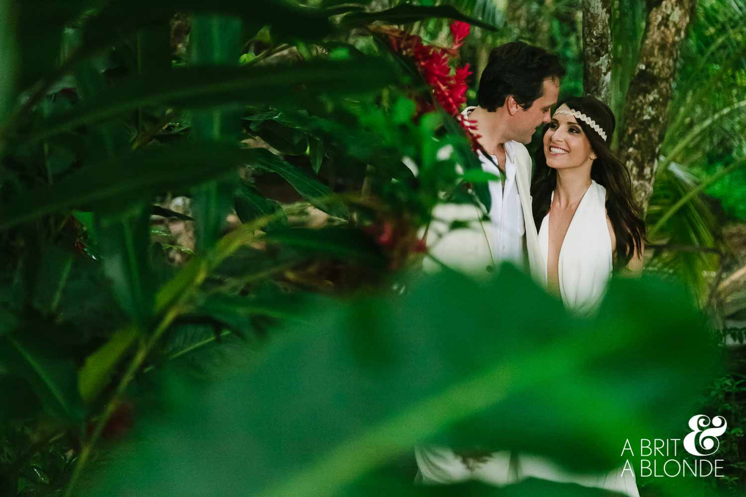 Weddings in Costa Rica at Vista Celestial Romantic Boutique Honeymoon Hotel in Uvita Costa Ballena