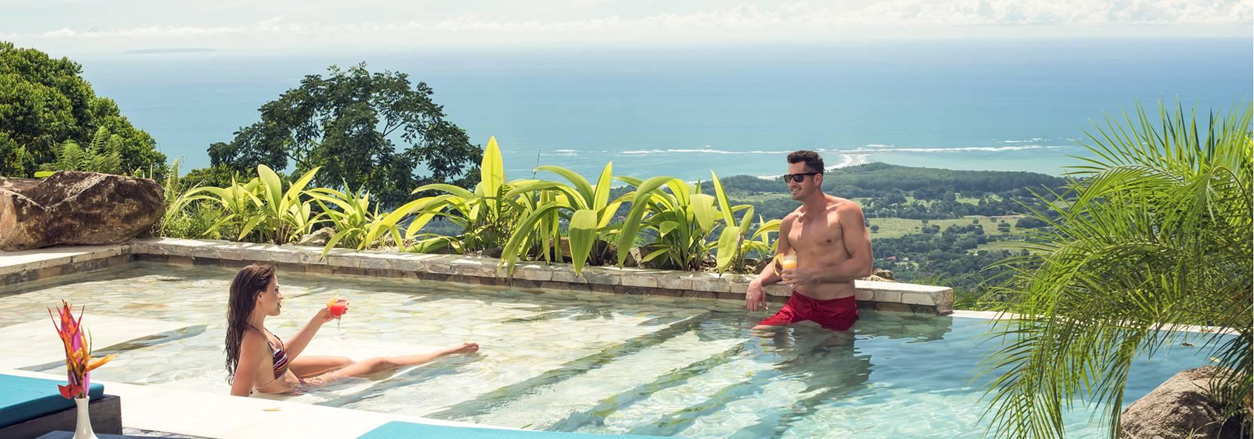 Boutique hotel yoga retreats costa rica vista celestial for Luxury vacation costa rica